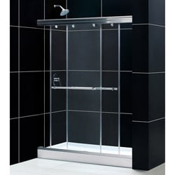 DreamLine Charisma Frameless 56-60 x 72-inch Bypass Sliding Shower Door
