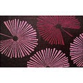 Fantasia Indoor/ Outdoor Reversible Designer Mat (4' x 6')