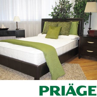 Priage Select Tight Top 8-inch Twin-size Spring / Foam Mattress