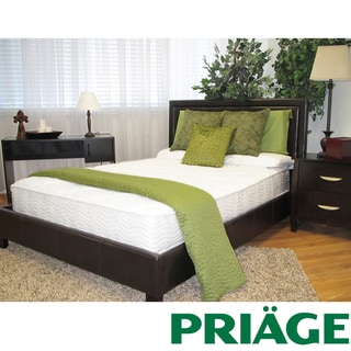 Priage Select Tight Top 8-inch Twin XL-size Spring / Foam Mattress
