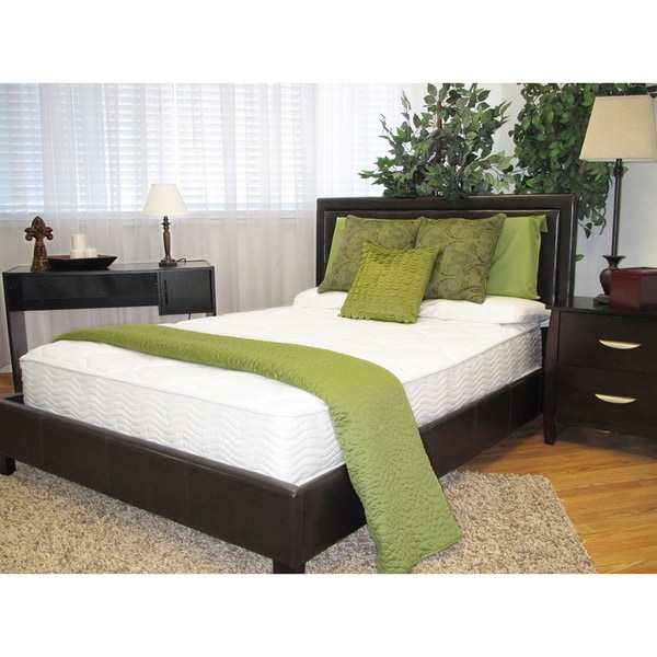 Priage Select Tight Top 8-inch Queen-size Spring / Foam Mattress