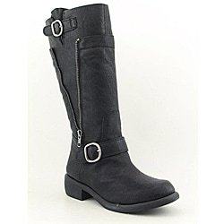 Jessica Simpson Women's Pepper Black Boots