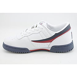 Fila Men's Original Fitness White Casual Shoes