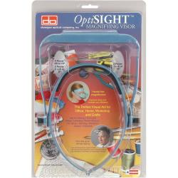 OptiSIGHT Magnifying Visor-3 Lenses