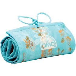 StitchBow Floral Needlework Roll