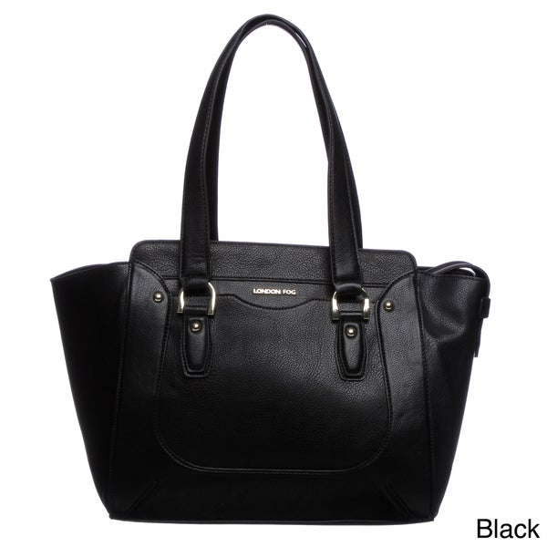 London Fog Baron Structured Tote Bag