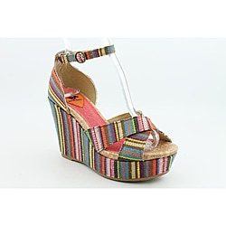 Rocket Dog Women's Clara Multi-Colored Sandals
