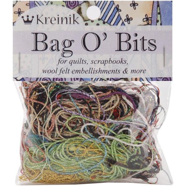 Bag O' Bits Metallic Thread-11 Grams
