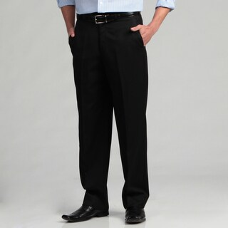 Geoffrey Beene Men's Flat Front Bedford Pants