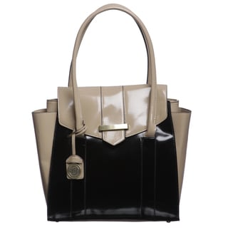 London Fog Salem Colorblock Tote Bag