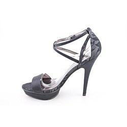 Charles By Charles David Women's Glow Black Heels