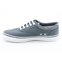 Sperry Top Sider Men's Striper CVO Blue - Dark, Navy Casual Shoes