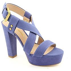 Pour La Victoire Women's Nealla Purple Sandals
