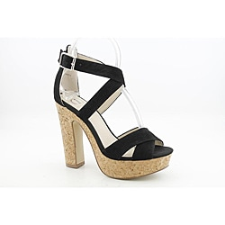 Kelsi Dagger Women's Malyssa Black Sandals