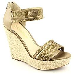 Enzo Angiolini Women's Itsy Beige Sandals