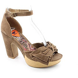 Rocket Dog Women's Antonie Brown Sandals