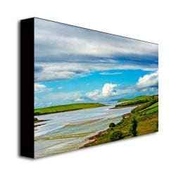 Preston 'Irish Afternoon' Canvas Art