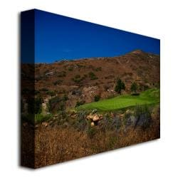 'Golf 2' Canvas Art