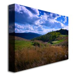 'Golf 5' Canvas Art