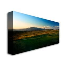 'Golf 7' Canvas Art