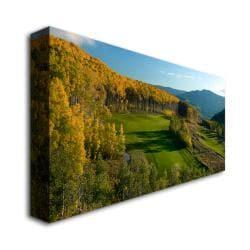 'Golf 8' Canvas Art