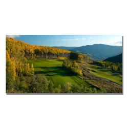 'Golf 8' Canvas Art