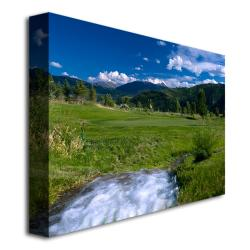 'Golf 10' Canvas Art