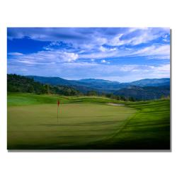 'Golf 11' Canvas Art