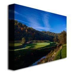 'Golf 13' Canvas Art