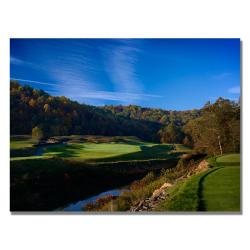 'Golf 13' Canvas Art