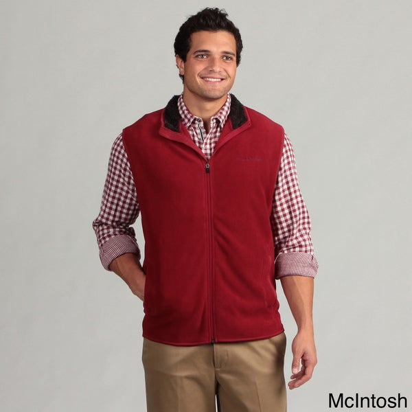 Field And Stream Men's Micropolar Fleece Vest FINAL SALE