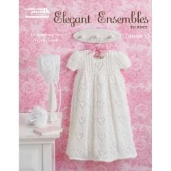 Leisure Arts-Elegant Ensembles To Knit, Book 2