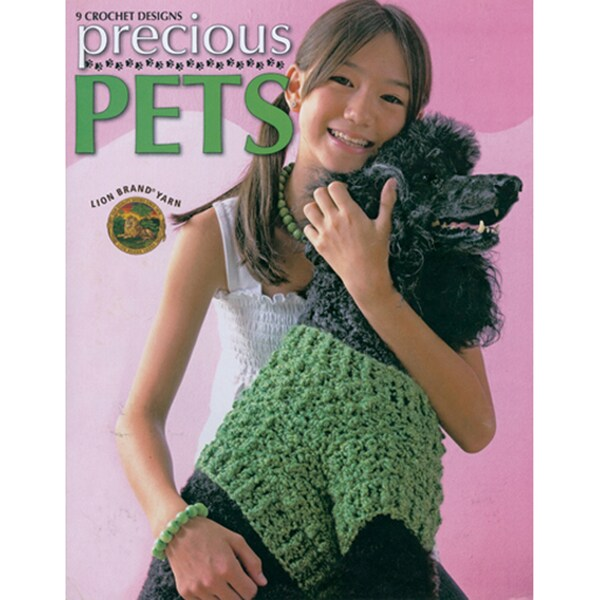 Leisure Arts-Precious Pets-Multi Articles