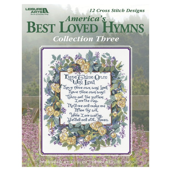 Leisure Arts-America's Best Loved Hymns #3