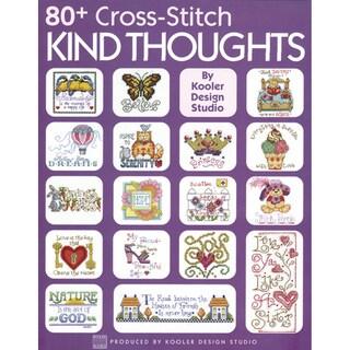 Leisure Arts-80+ Cross-Stitch Kind Thoughts