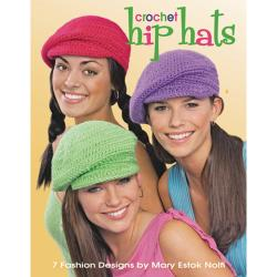 Leisure Arts-Hip Hats To Crochet