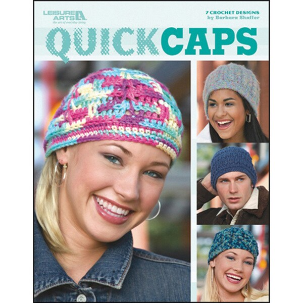 Leisure Arts-Quick Caps