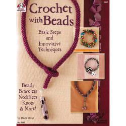 Design Originals-Crochet With Beads