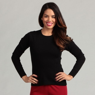 Minus33 Women's 'Tanana' Merino Wool Expedition Weight Crew Neck Base Layer