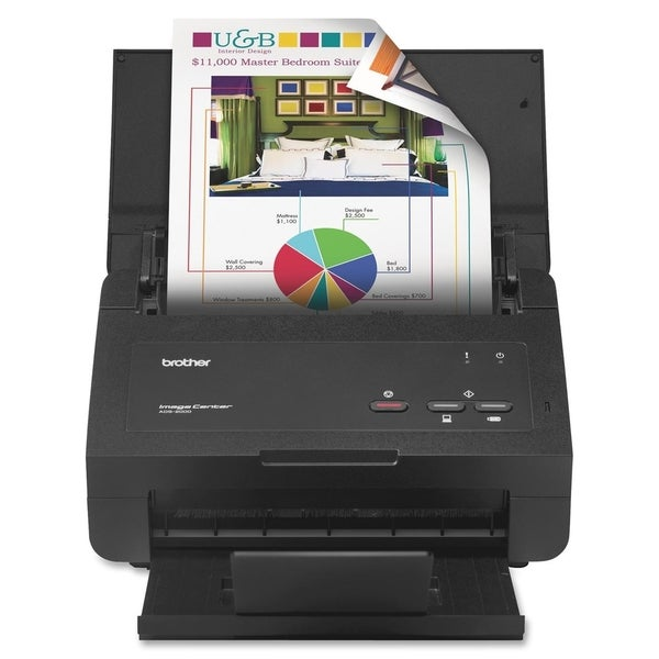 Brother ImageCenter ADS-2000 Sheetfed Scanner - 600 dpi Optical