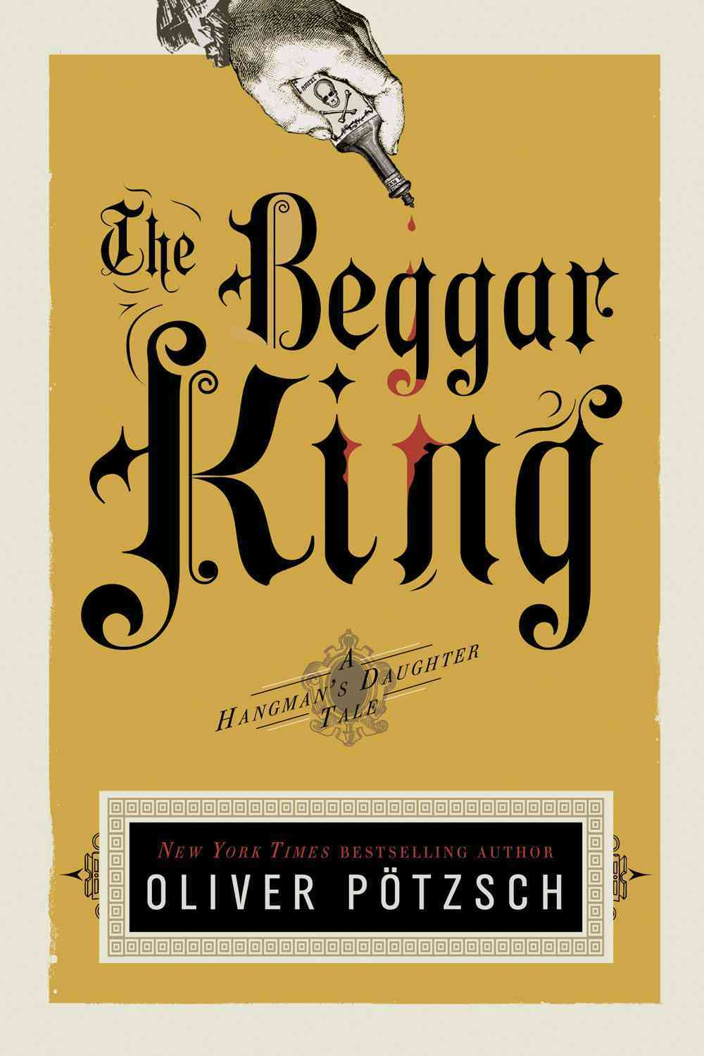 Book Review: The Beggar King by Oliver Pötzsch