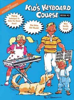 Kid's Keyboard Course (Paperback)