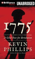 1775: A Good Year for Revolution; Library Edition (CD-Audio)