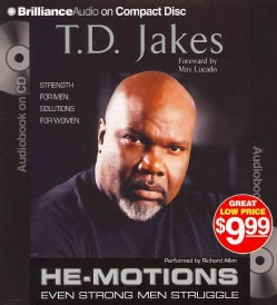 He-Motions: Even Strong Men Struggle (CD-Audio)