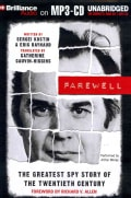 Farewell: The Greatest Spy Story of the Twentieth Century (CD-Audio)