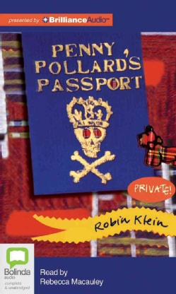 Penny Pollard's Passport (CD-Audio)