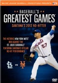 Baseball's Greatest Games: Santana's 2012 No-Hitter (DVD)