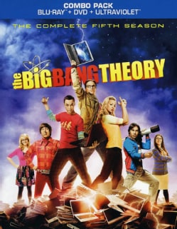 The Big Bang Theory: The Complete Fifth Season (Blu-ray Disc)