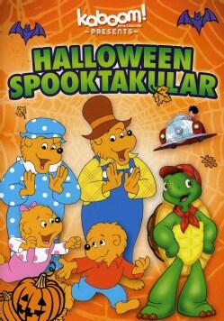 Halloween Spooktakular (DVD)
