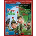 Prep And Landing: Naughty Vs. Nice (Blu-ray/DVD)